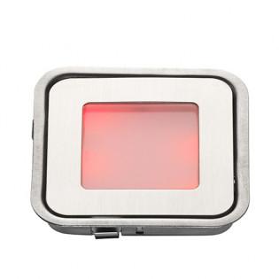Epistar LED Bodeneinbaustrahler Horta | RGB | 0,9 Watt L2121