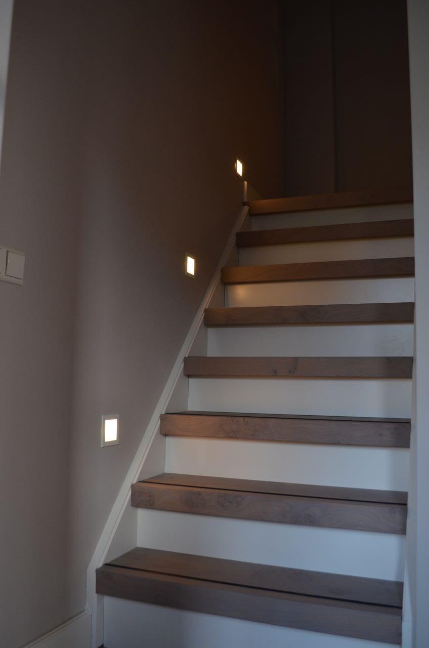 kauf cree led treppenbeleuchtung bilbao eckig warm weiss 1 watt online bei led einbaustrahler shop