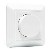 LED Drehdimmer komplett | Weiß L2096