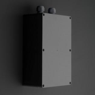 Wandbox | IP65 | Schwarz L2264