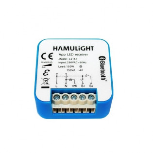 Hamulight app LED Receiver | 150 Watt  L2167