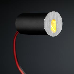 Cree LED Treppenbeleuchtung Jaca | Rund | Warm Weiß | 1 Watt L2050