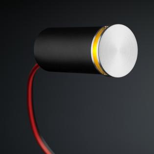 Cree LED Treppenbeleuchtung Lepe | Rund | Warm Weiß | 1 Watt L2051
