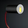 Cree LED Treppenbeleuchtung Jaca | Rund | Warm Weiß | 1 Watt