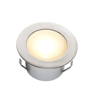 Epistar LED Bodeneinbaustrahler Gandra | Warm Weiß | 1 Watt | 24 Volt L2190