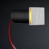 Cree LED Treppenbeleuchtung Hernani | Eckig | Warm Weiß | 1 Watt