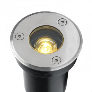 Bridgelux LED Bodeneinbaustrahler | Warm Weiß | 1 Watt LTV705011