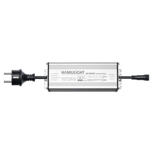Hamulight LED Transformator | 100 Watt | 24 Volt L2194