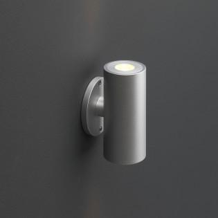 Cree LED Wandleuchte Amadora | Warm Weiß | Rund | 2 x 1,5 Watt | Up & Down L2197