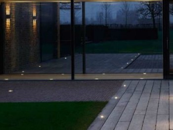LED Bodeneinbaustrahler